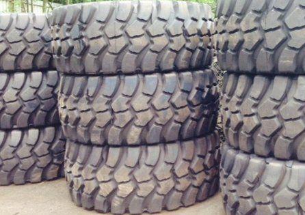 heavy plant tyres