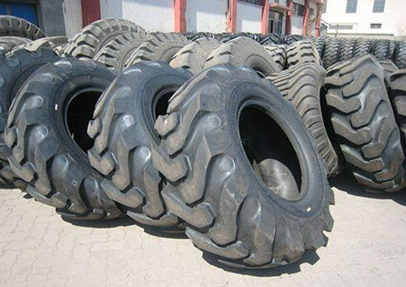 machinery tyres