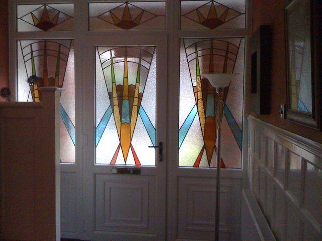 Porch doors