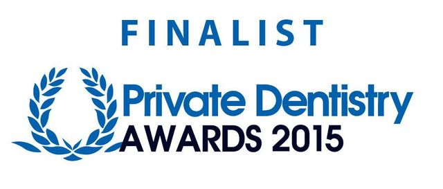 Private Dentistry Award logo