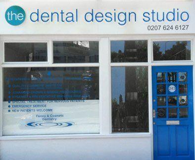 image of the dental design studio in maida vale