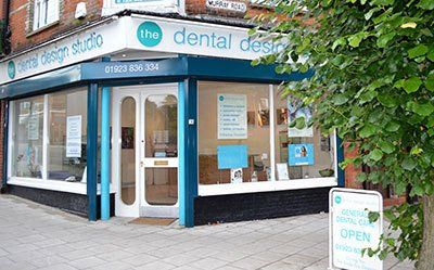 image of the dental design studio in northwood