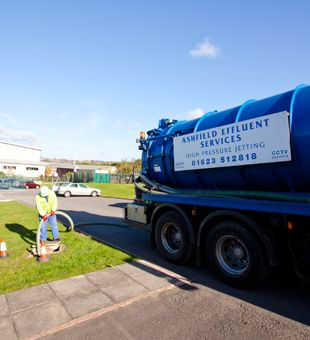 Call Ashfield Effluent Services Ltd on 01623 512 818