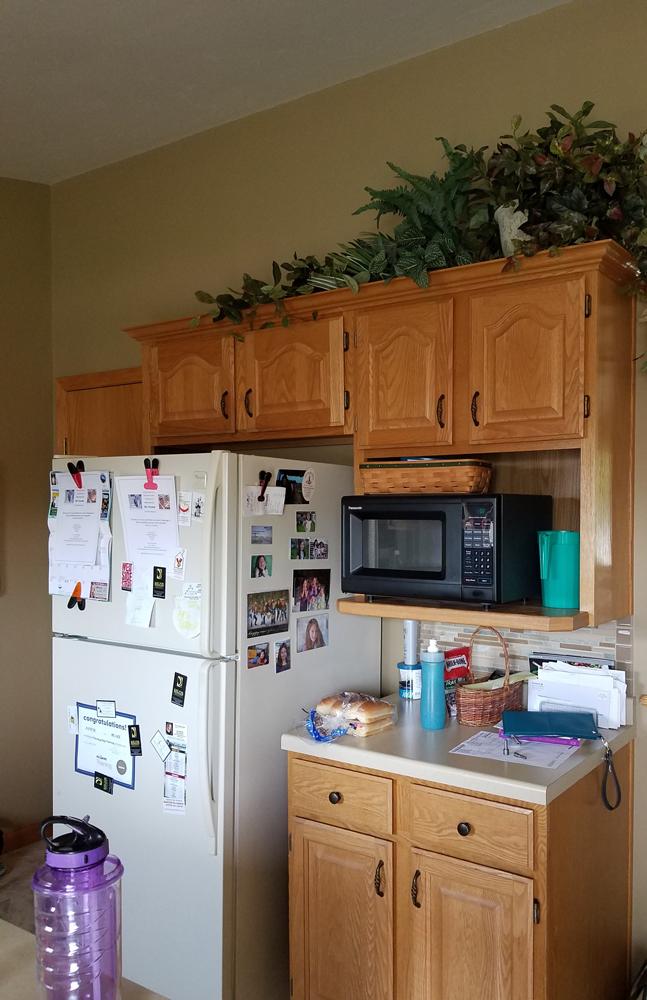 Bartaneb  ReNew Before1 U2014 Kitchen Renovation In Green Bay, WI
