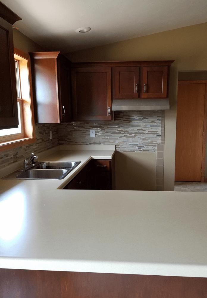 Bartaneb  ReNewAfter U2014 Kitchen Renovation In Green Bay, WI