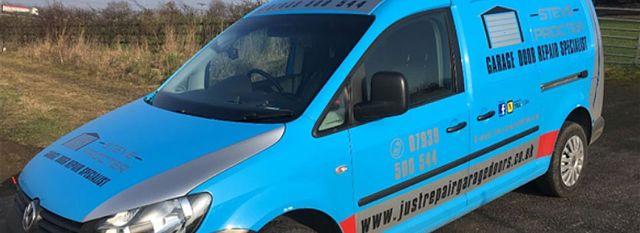 Expert Garage Door Repair Service In Leeds With Just Repairs