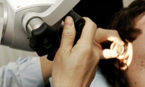 controllo dell`udito