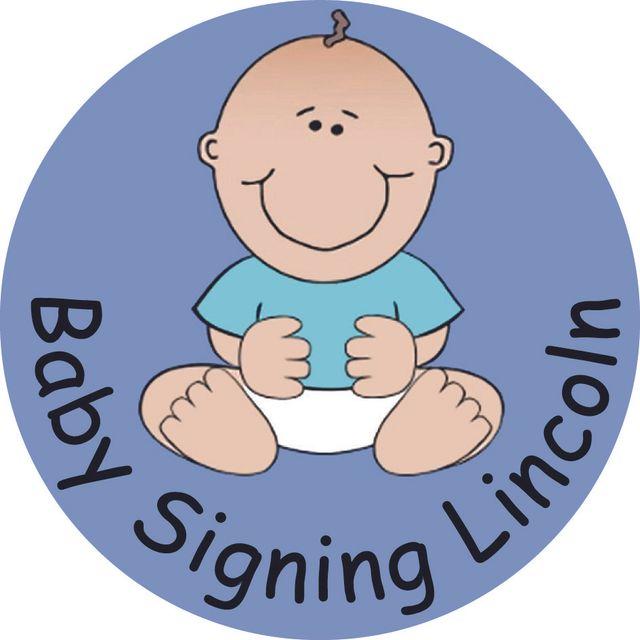North Hykeham Memorial Hall - Baby Signing Logo
