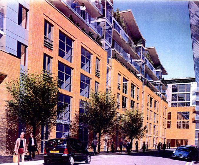 Long Street, Hackney