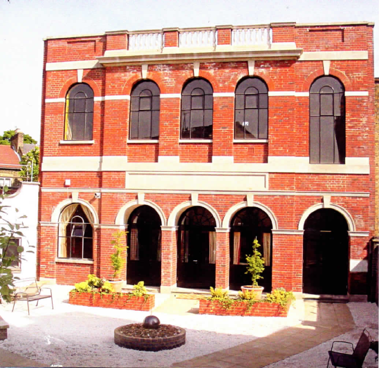 Synagogue Conversion - Montague Court