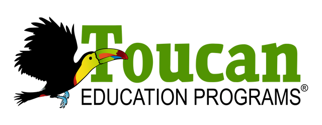 Toucan Education Programs Logo