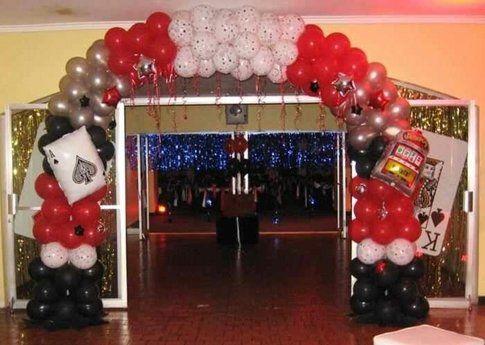 Casino theme ribbon ipo casino