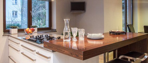 Stylish Kitchen Worktop