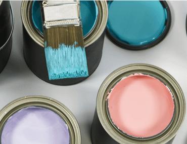 Retailer of Porter's paint