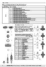 raccordi atomizzatori, pezzi atomizzatori, atomizzatori pneumatici
