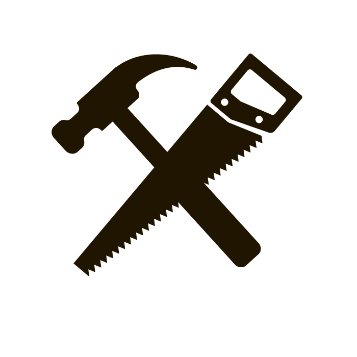 icona sega e martello