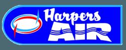 Harpers Air Logo