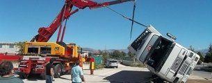 soccorso mezzi pesanti, officina mobile, carrozzeria automezzi