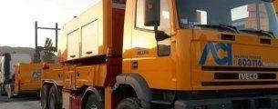 soccorso stradale per mezzi industriali, officina mobile, riparazioni sul posto