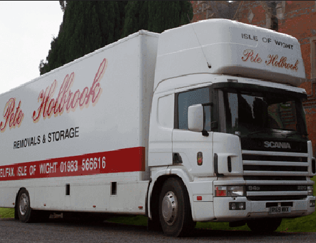 removals truck