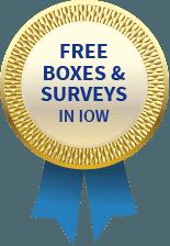 FREE BOXES & SURVEYS IN IOW