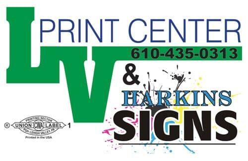 local union print shop | allentown, pa | lv print center