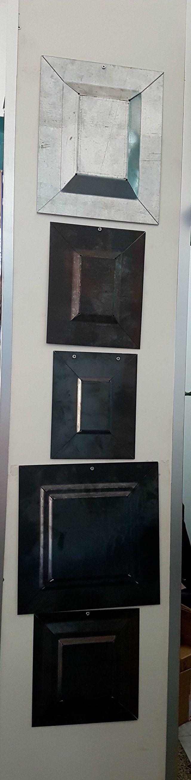 pannelli di varie lavorazioni