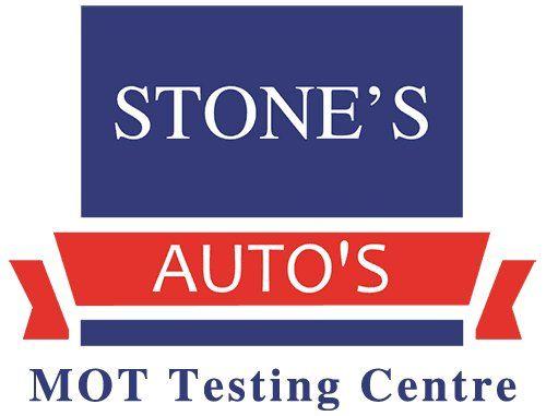 STONES AUTO'S logo
