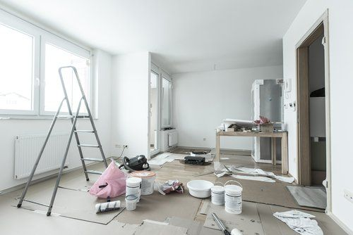 imbiancatura appartamento