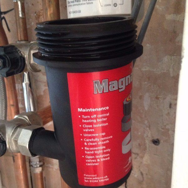 Magna Clean & Power Flushing