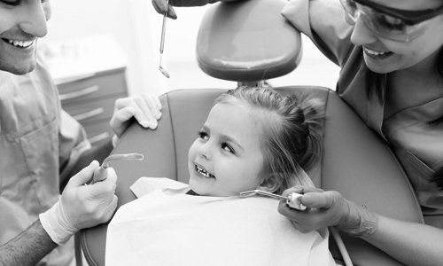 Teeth filling service