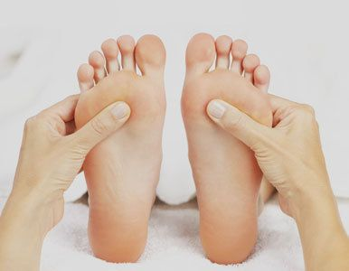 Qualified reflexologists