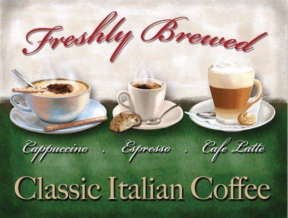 We serve the area's best COFFE, CAPPUCCINO, ESPRESSO, LATTES, MOCHA, AMERICANO, HOT CHOCOLATE AND TEAS!