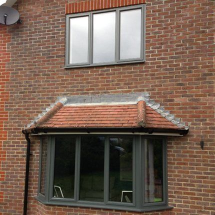 Double glazing window installation