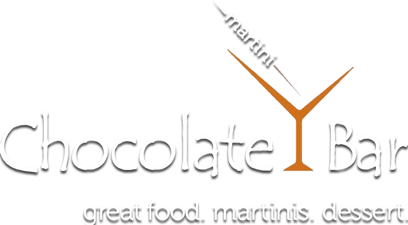 Great Food, Martinis And Desserts - The Chocolate Bar