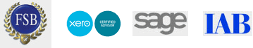 fsb xero sage IAB logo