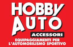 HOBBY AUTO - ACCESSORI E RICAMBI AUTO - CENTRO MARMITTE - LOGO
