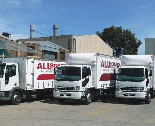deliveries Allboard Distributors
