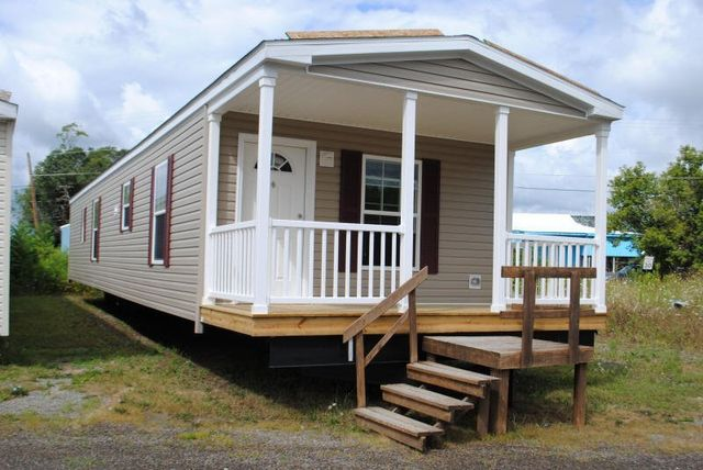 New display homes for Single wide mobile homes with front porches
