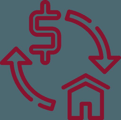 icona compravendita immobiliare