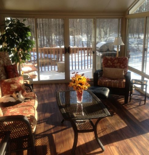Patio Enclosures in Rochester, NY