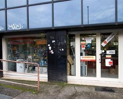 Il negozio MI.DI 90 di Roma