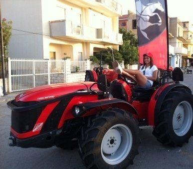trattori nuovi