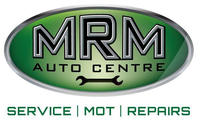 MRM Auto Centre logo