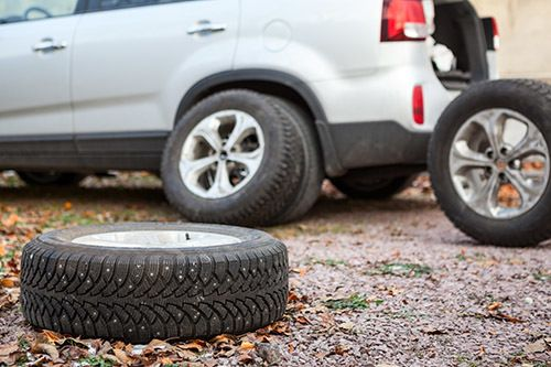 wheels and tyres for suv car for changing
