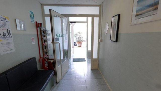 Porta d'ingresso principale