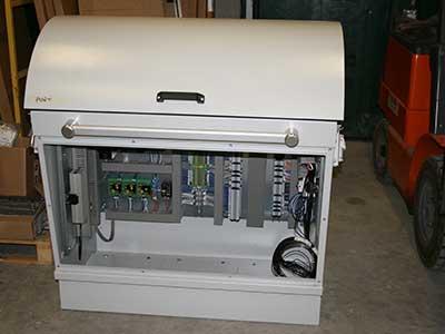 Quadro elettrico per automazione navale