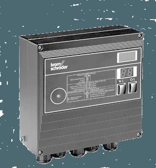 Kromschroder Bcu 460 Burner Control Unit Thomas