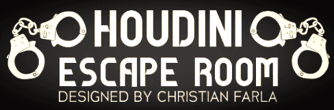 Logo Houdini Escape Room Barendrecht