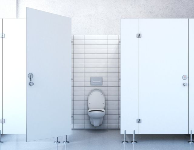 Bathroom Partitions Michigan bosker brick company | commercial bathroom partitions and supplies